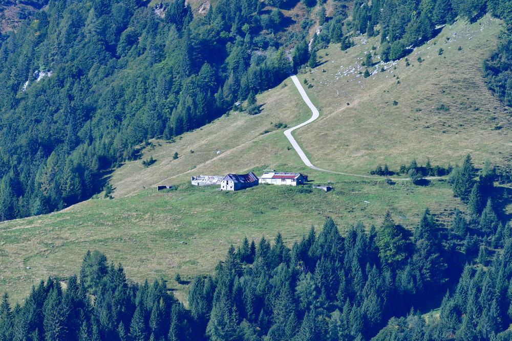 Passo di Monte Croce Carnico