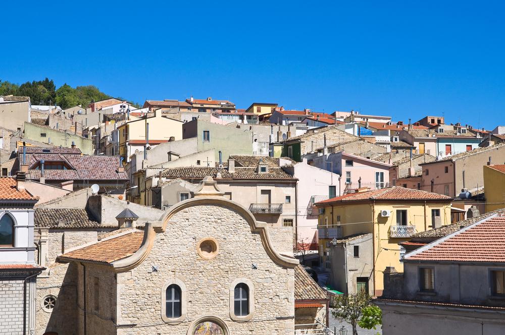 Pietramontecorvino, Puglia