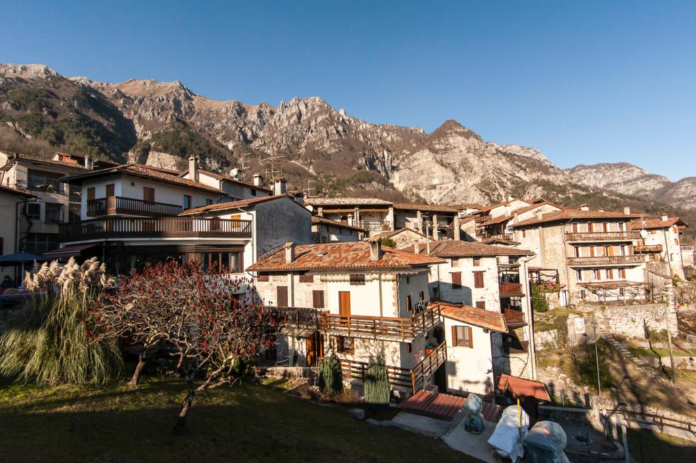 Borghi più belli d'Italia 2021 -  Poffabro, Friuli-Venezia Giulia