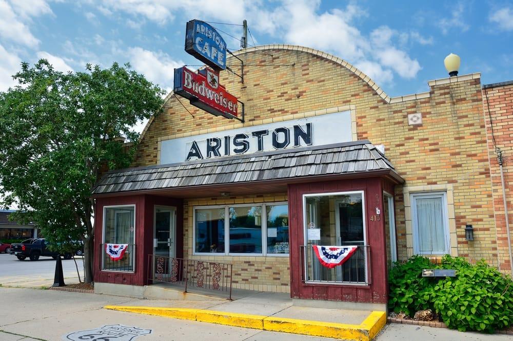 Ariston Cafe, Litchfield