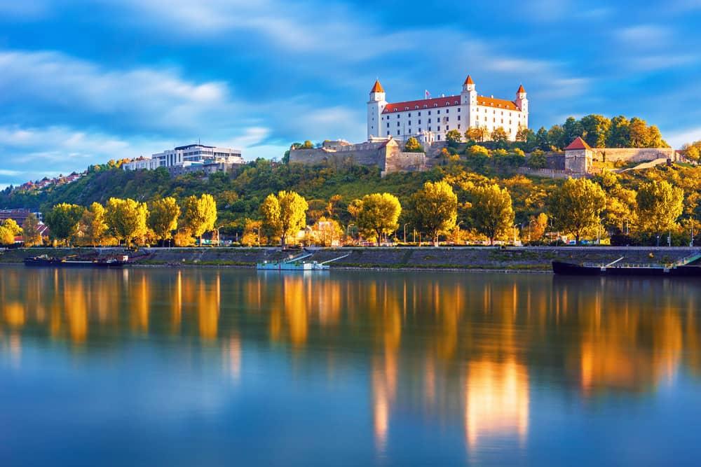 Bratislava, Europa Centrale