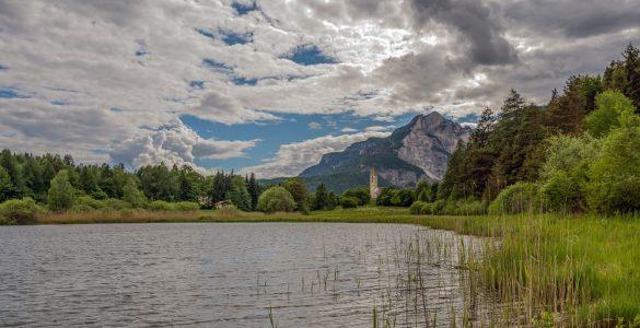 Lago di Favogna