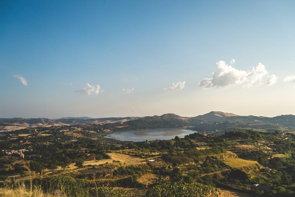 10 laghi più belli d'Italia, Lago di Pergusa