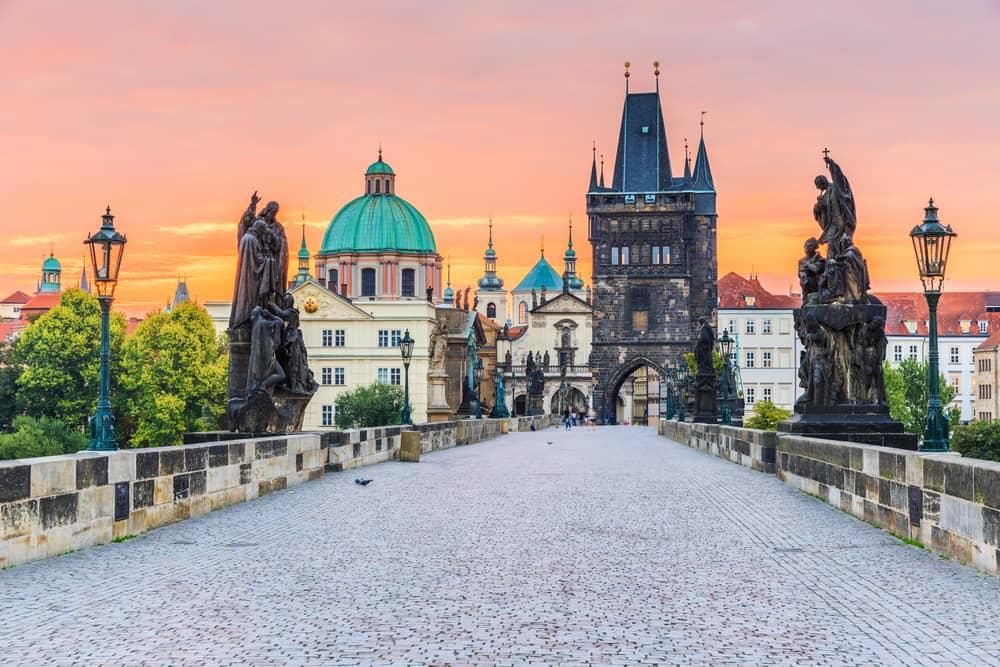 Praga, Cechia