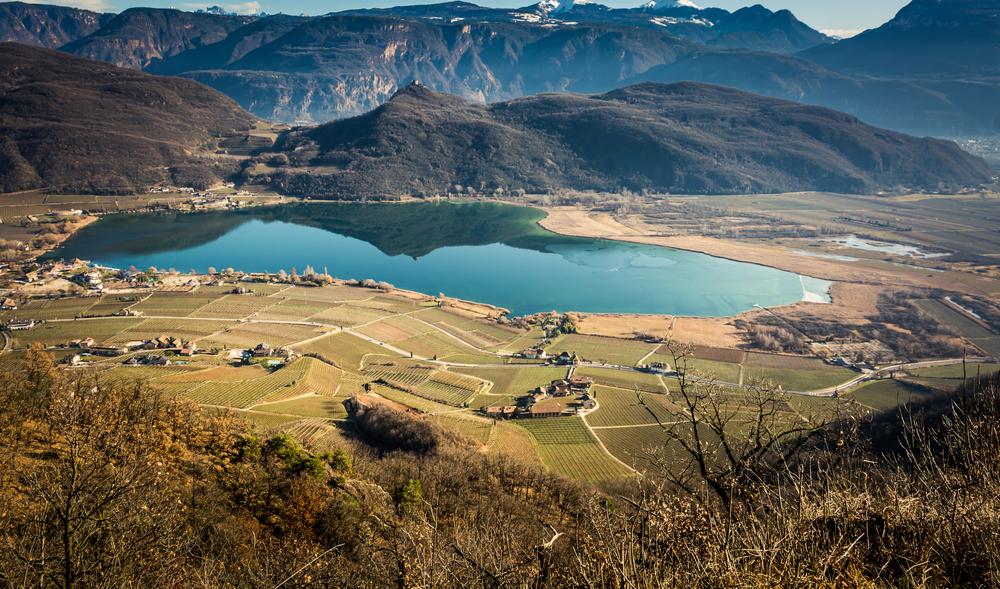 Lago di Caldaro, Laghetti del Trentino