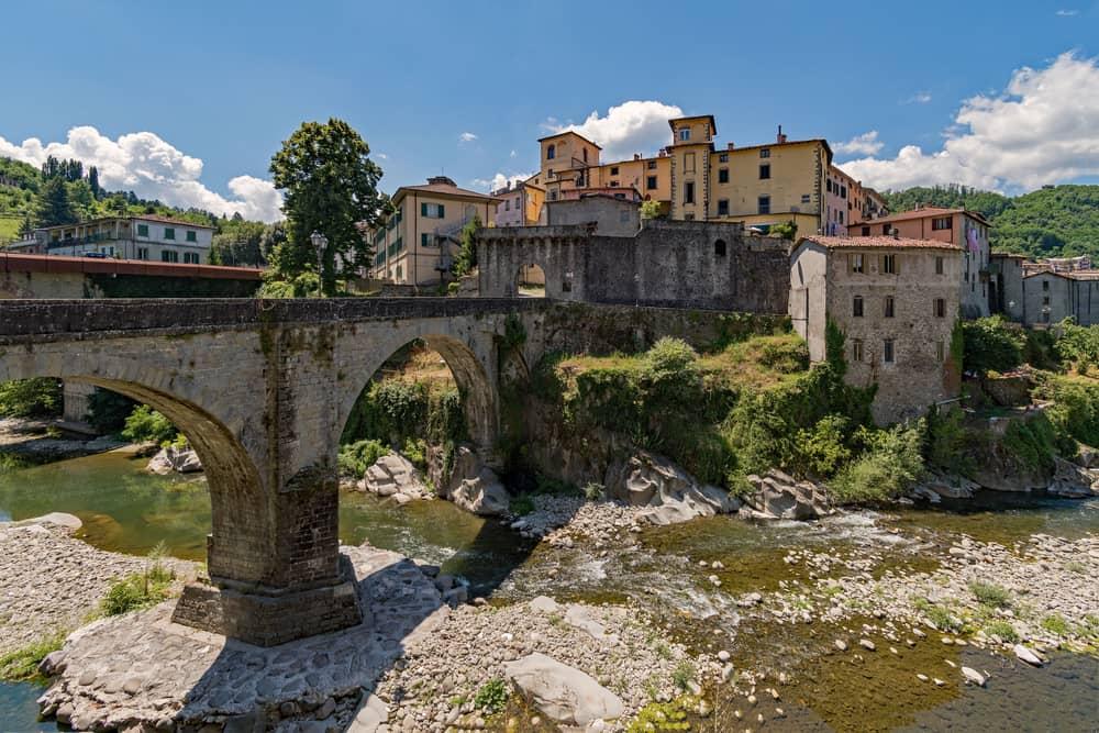 Passo della Pradarena, Castelnuovo di Garfagnana
