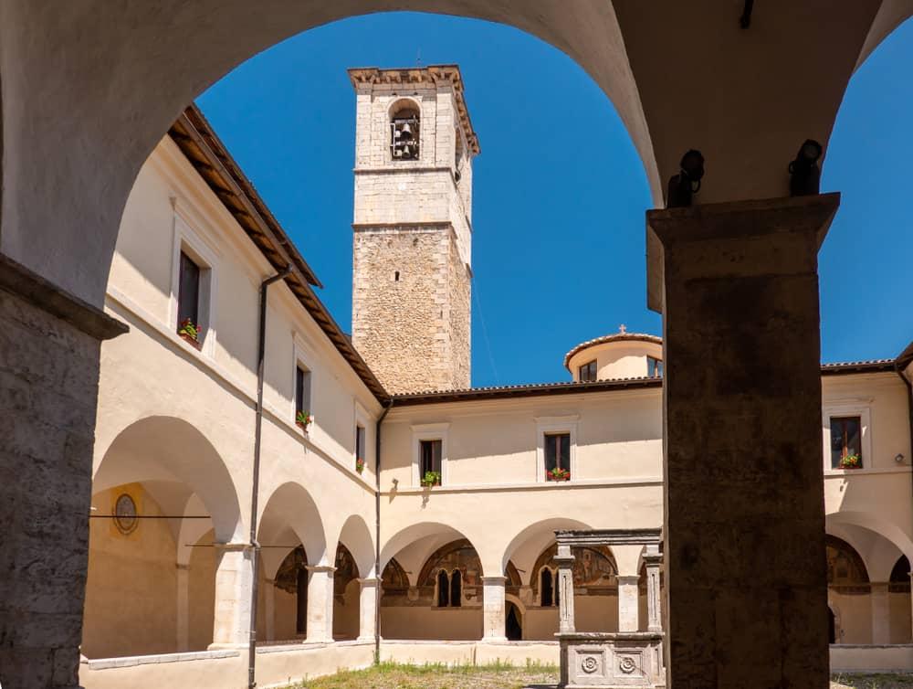 Tagliacozzo, Convento di San Francesco