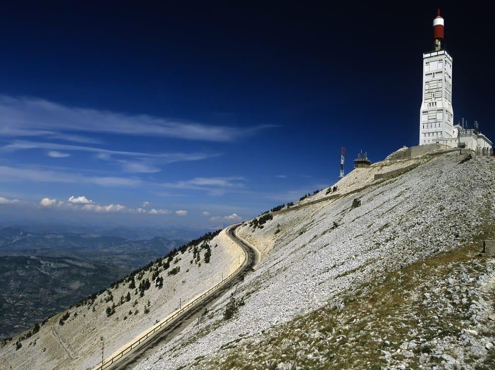 Mont Ventoux faro