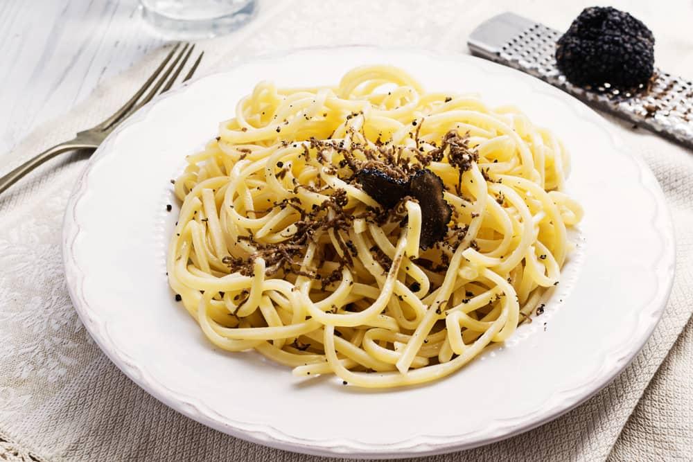 strangozzi alla spoletina, piatto tipico di Spoleto