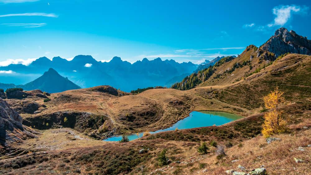 Alpi Carniche, Carnia
