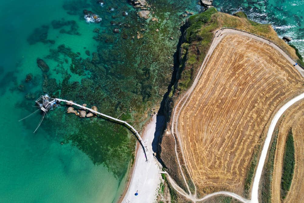 Punta Aderci, Vasto