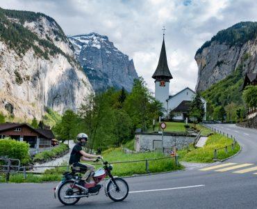 strade montagna svizzera
