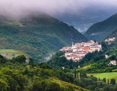 Valnerina, Umbria