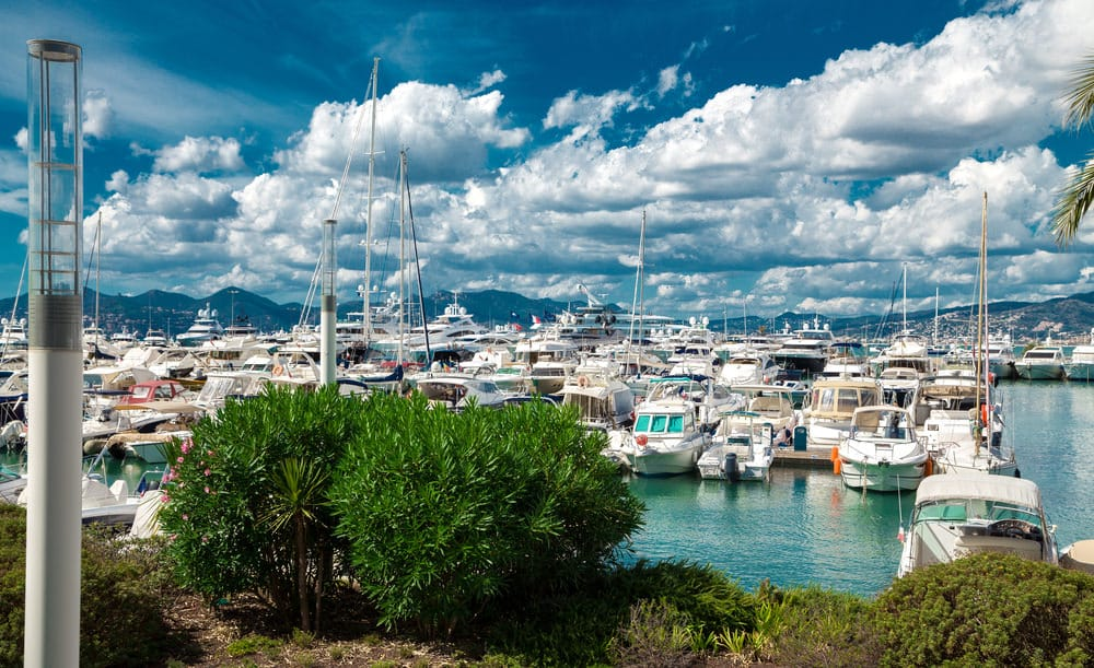 Cannes, porto