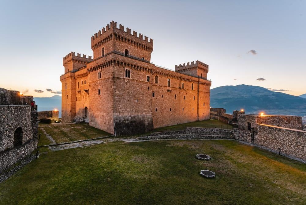 Castelli in Abruzzo: Avezzano