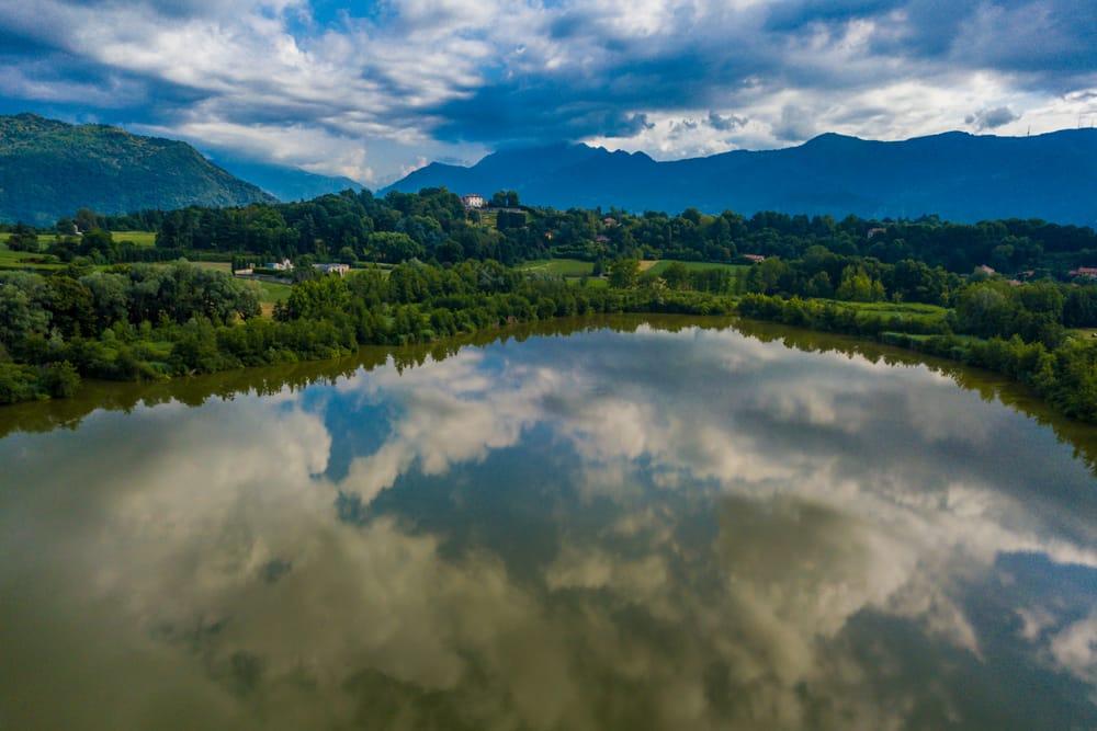 Lago Sartirana