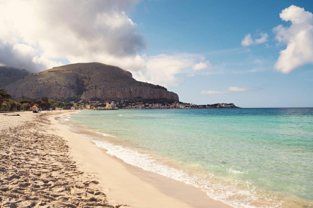 Spiagge Sicilia, Mondello