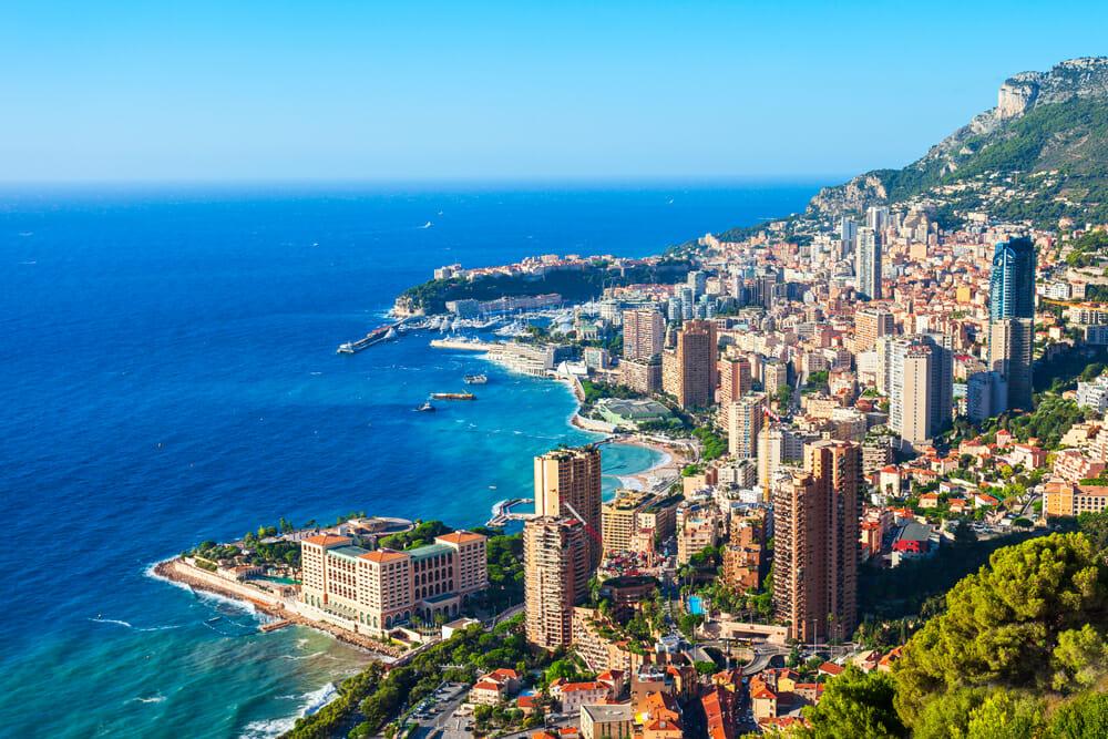 Monte Carlo, Principato di Monaco