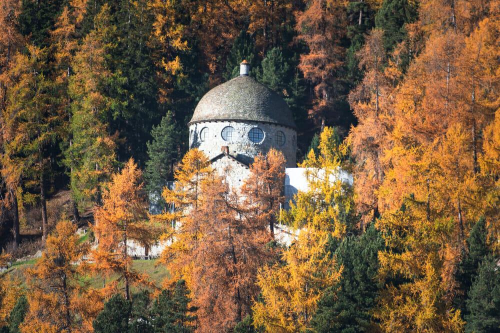 Museo Segantini, St. Moritz, Svizzera