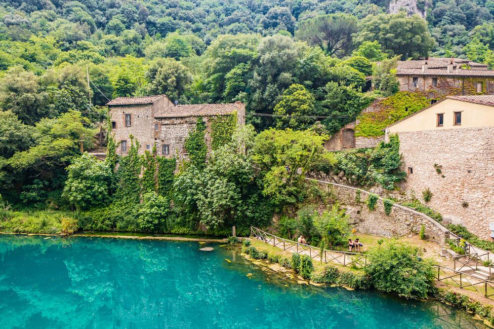 Cascate Umbria, Parco Fluviale del Nera