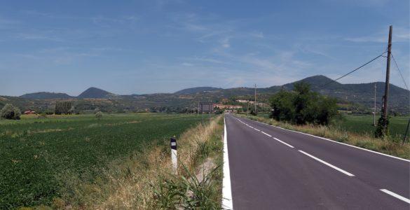 Strada Panoramica Colli Euganei